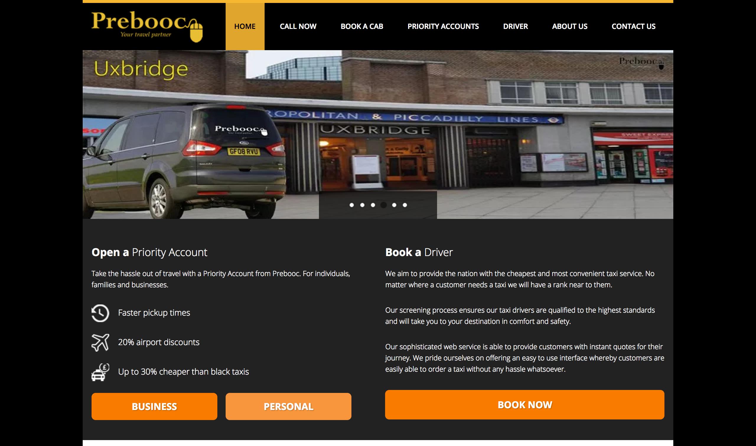 Live demos order a cab taxi booking plugin - Order a cab ...